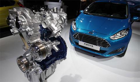 Lo último de Ford: motores más ruidosos para gastar menos