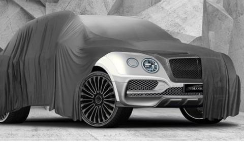 Mansory 'mete mano' al Bentley Bentayga