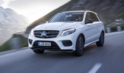 coches maleteros más grandes Mercedes GLE