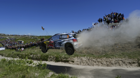 WRC 2016, Rally Portugal: Previo, tramos y horarios