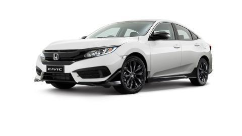 Honda Civic Black Pack Edition
