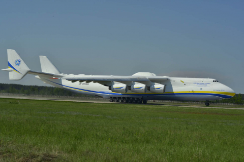 Antonov 225: el avión más grande del mundo