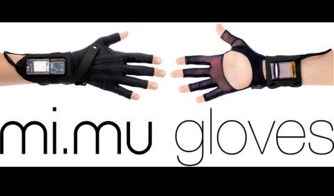 mi.mu gloves guantes interactivos mazda space
