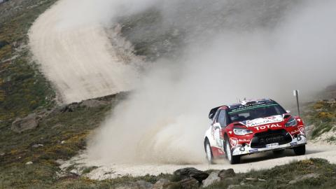 WRC 2016, Portugal: segundo triunfo de Kris Meeke