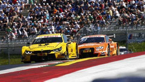 DTM 2016, Austria: BMW arrasa en el Red Bull Ring