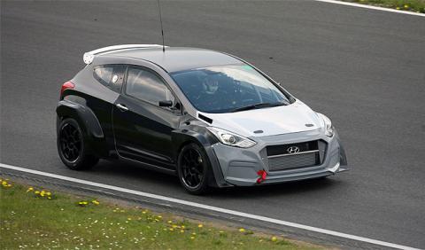 El Hyundai i30 N Turbo correrá las 24 Horas de Nürburgring