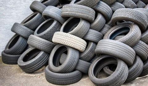 Esto es lo que (de verdad) hacen con los neumáticos usados