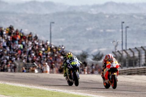 Motorland Aragón seguirá acogiendo MotoGP hasta el 2021