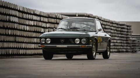 Subasta Lancia Fulvia Coupé S2 1973
