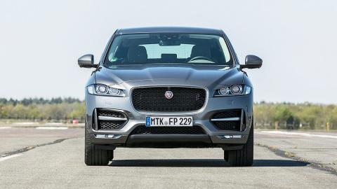 Prueba Jaguar F-Pace: ¡ahora el 3.0 TDV6 AWD S! -- Autobild.es