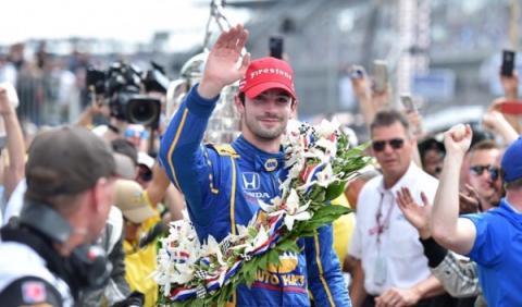 Rossi 500 Millas Indianápolis 2016