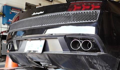 Vídeo: así ruge un Lamborghini Gallardo de 770 CV