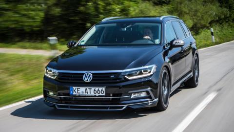 ABT Volkswagen Passat