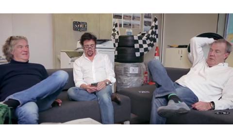 ¿Dónde comenzará el nuevo programa de Clarkson?
