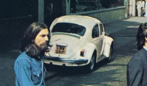 Portada de Abbey Road Beatles
