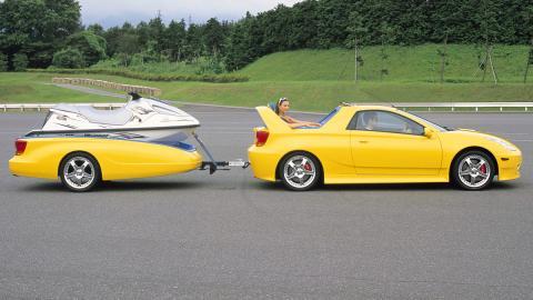 Toyota Celica Cruising Deck de 1999