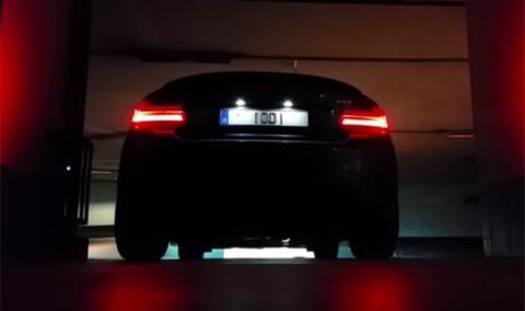 Así suena el BMW M2 con el escape M Performance