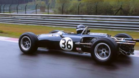 coches americanos más caros Gurney Tagle Mk1-Weslake de 1966