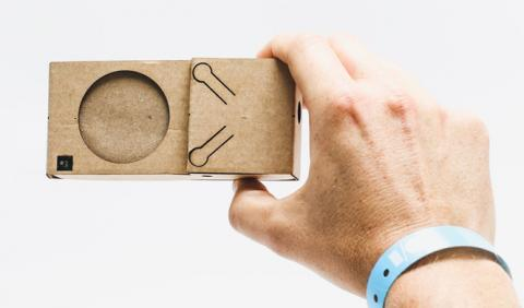 prototipos carton google vr