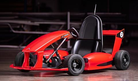 Arrow Smart-Kart: el kart eléctrico definitivo para niños