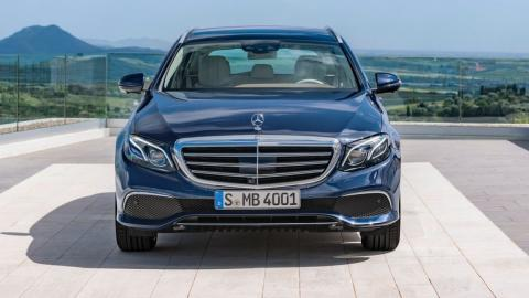 Mercedes Clase E Estate 2017 frontal