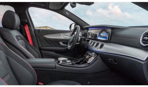 Mercedes Clase E AMG_interior_peq
