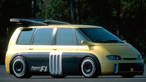 Renault Espace F1 de 1994