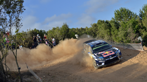 WRC 2016, Rally de Cerdeña-Italia: previo, tramos y horario