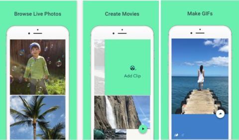Google hace una app para iPhone que convierte fotos en GIFS