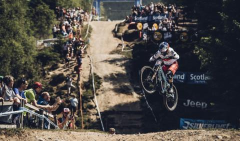 UCI Mountain Bike World Cup fort william