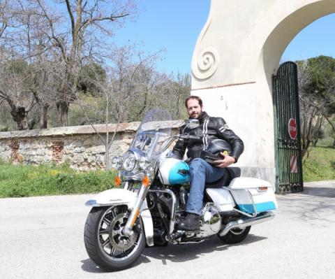 Historia De La Harley Davidson Road King