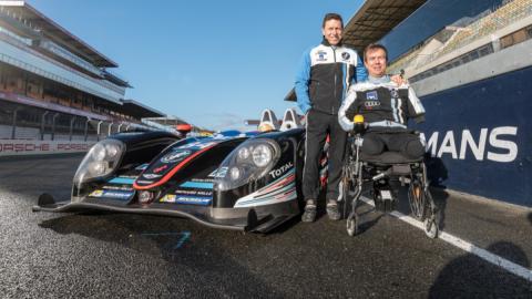 24H de Le Mans 2016: Sausset, la pasión por encima de todo