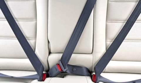 El cinturón de seguridad inteligente