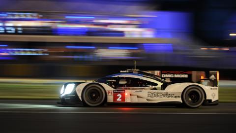 24 Horas de Le Mans 2016: Porsche conquista la pole