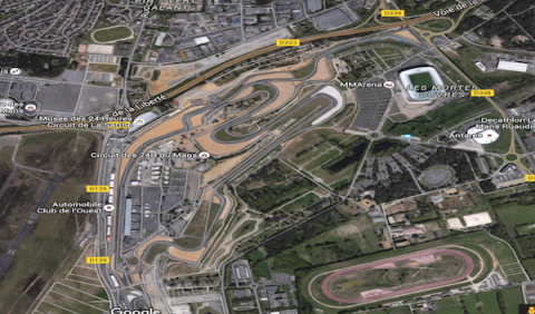 Circuito Bugatti Le Mans