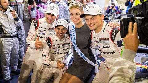 Entrevistamos a los pilotos de Porsche en Le Mans 2016