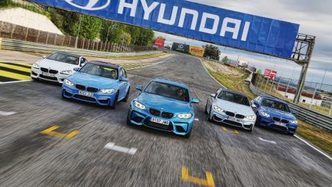 BMW-M2-BMW-M3-BMW-M4-BMW-M5-BMW-M6-frontales