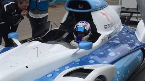 24H Le Mans 2016: Primer coche de hidrógeno en La Sarthe