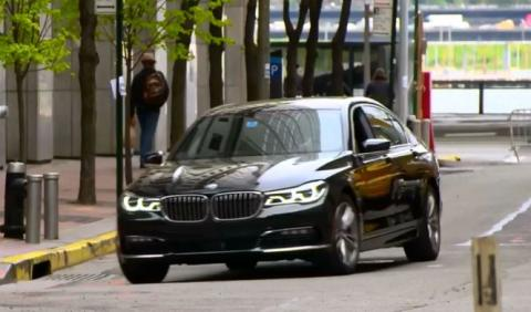 Vídeo: ¿funciona bien el asistente de parking de BMW?