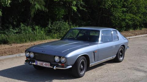 Jensen Interceptor 1968 frontal