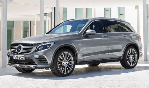 El Mercedes GLC es también la referencia en Estados Unidos