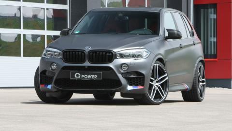 BMW X5 M G-Power