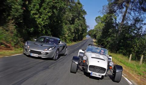 Caterham CSR 200/Lotus Elise Supercharged