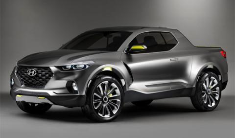 Hyundai Santa Cruz, se fabricará, pero no antes de 2020