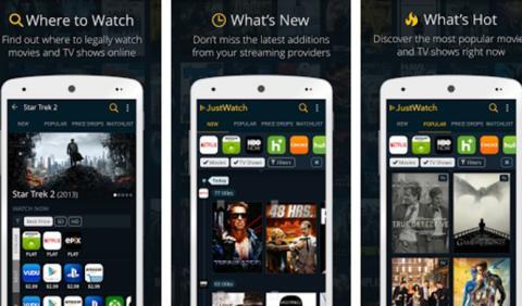 La app que te avisa de cuándo ponen tu serie favorita