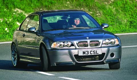 BMW M3 E