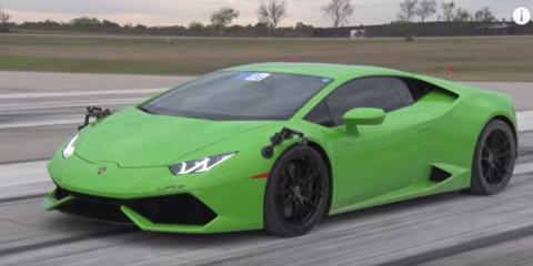 A la venta el Lamborghini Huracan más rápido del mundo