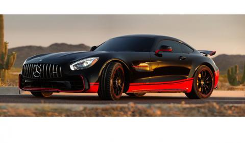 El Mercedes-AMG GT R será la estrella de Transformers 5