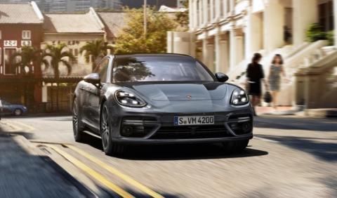 ¿Será el Porsche Panamera un 918 de cuatro plazas?