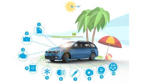Revisión de verano del coche: este es el precio
